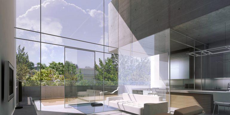 Simbron - 3 piso - Interior